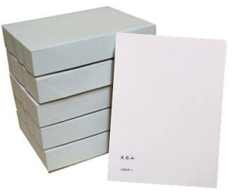 Handmade style (mechanical sheets) chechiang province 1,000 cards 6 boxes with cobblestone paper