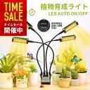 【20%OFF4780→3824】植物育成LEDライト 育成ライト 植物LED 観葉植物 植物ライト 水耕栽培ランプ 多肉 フルスペクト…