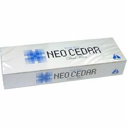 【第(2)類医薬品】【送料無料の3個セット】【アンターク本舗】ネオシーダー キングサイズ 1カートン(20本入×10個)※お取り寄せになる場合もございます 【RCP】【02P03Dec16】