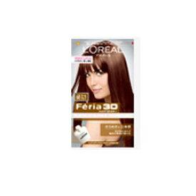 【日本ロレアル】ロレアルパリ フェリア3Dカラー #68 アールグレイ(40g+60ml+40g)☆日用品 ※お取り寄せ商品【RCP】【02P03Dec16】