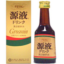 【クロレラ工業】グロスミン源液ドリンク 80ml×5本セット【RCP】【02P03Dec16】
