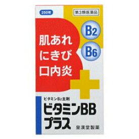 【第3類医薬品】【11/1(日) Pt7倍!?】【皇漢堂製薬】ビタミンBBプラス クニヒロ 250錠 ※お取り寄せになる場合もございます 【RCP】【02P03Dec16】