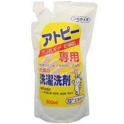 【コーセー】エルミーアトピー衣類洗剤詰替 800mL ◆お取り寄せ商品【RCP】【02P03Dec16】