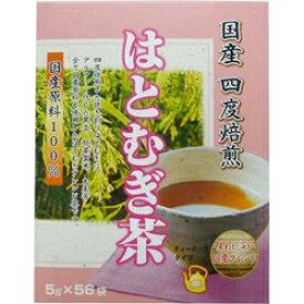 【ユニマットリケン】国産はとむぎ茶 56包 ※お取り寄せ商品【RCP】【02P03Dec16】