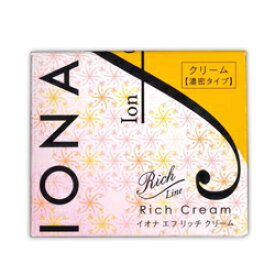 【イオナ】イオナ エフ リッチクリーム (濃密タイプ) 40g ※お取り寄せ商品【RCP】