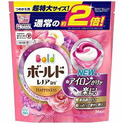 なんと!あの【P&G】ボールドジェルボール3D癒しのプレミアムブロッサムの香りつめかえ用超特大サイズ34個入が「この価格!?」※お取り寄せ商品【RCP】