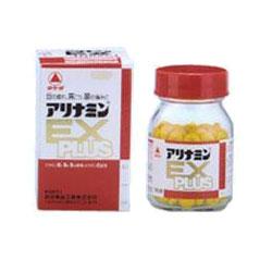 【第3類医薬品】【武田薬品】アリナミンEXプラス 120錠【RCP】【02P03Dec16】