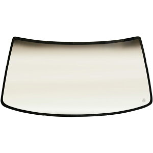 トヨタ カムリ/ビスタ 4D HTP用フロントガラス 車両型式:30系 年式:H.2.7-H.6.6 ガラス型式:SV32/SV30H ガラス色:ブラウン ボカシ:ブラウン