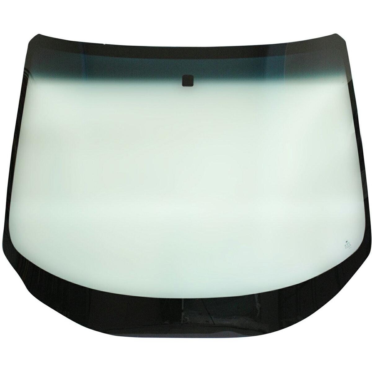 ホンダ エリシオン 5D WG用フロントガラス 車両型式:RR 年式:H.16.5-H.25.10 ガラス型式:SJK ガラス色:グリーン ボカシ:ブルー