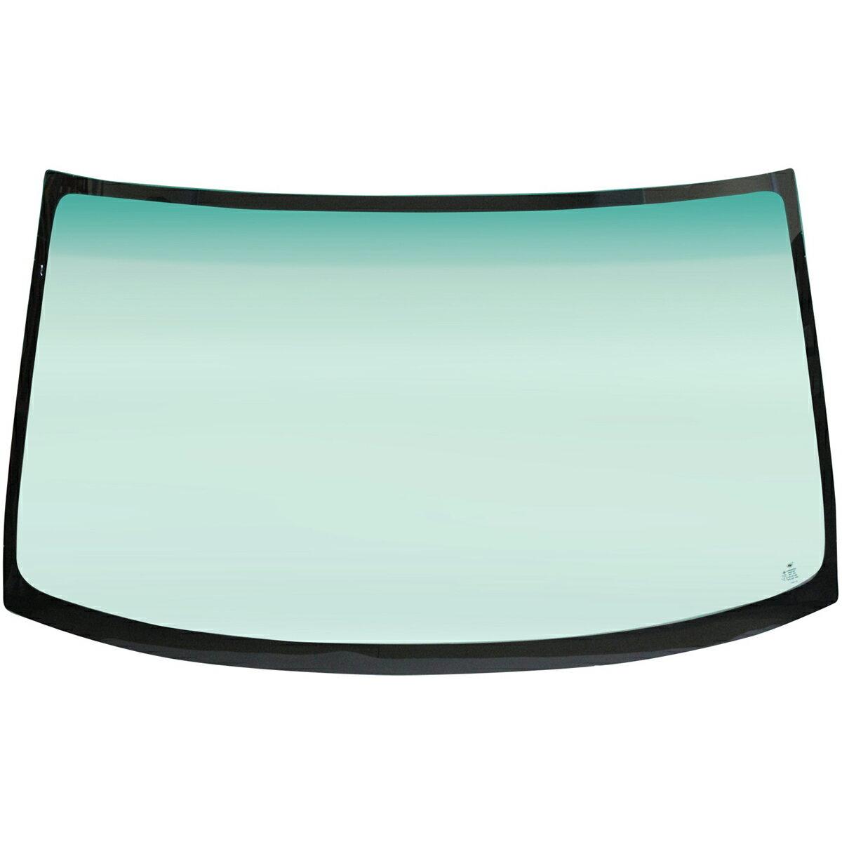 マツダ フレアワゴン 5D WG用フロントガラス 車両型式:MM21S系 年式:H.24.6-H.25.3 ガラス型式:1A15E ガラス色:グリーン ボカシ:グリーン