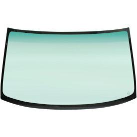 マツダ サバンナRX-7 2D CP用フロントガラス 車両型式:FC系 年式:S.60.9-H.3.10 ガラス型式:FB01 ガラス色:グリーン ボカシ:グリーン