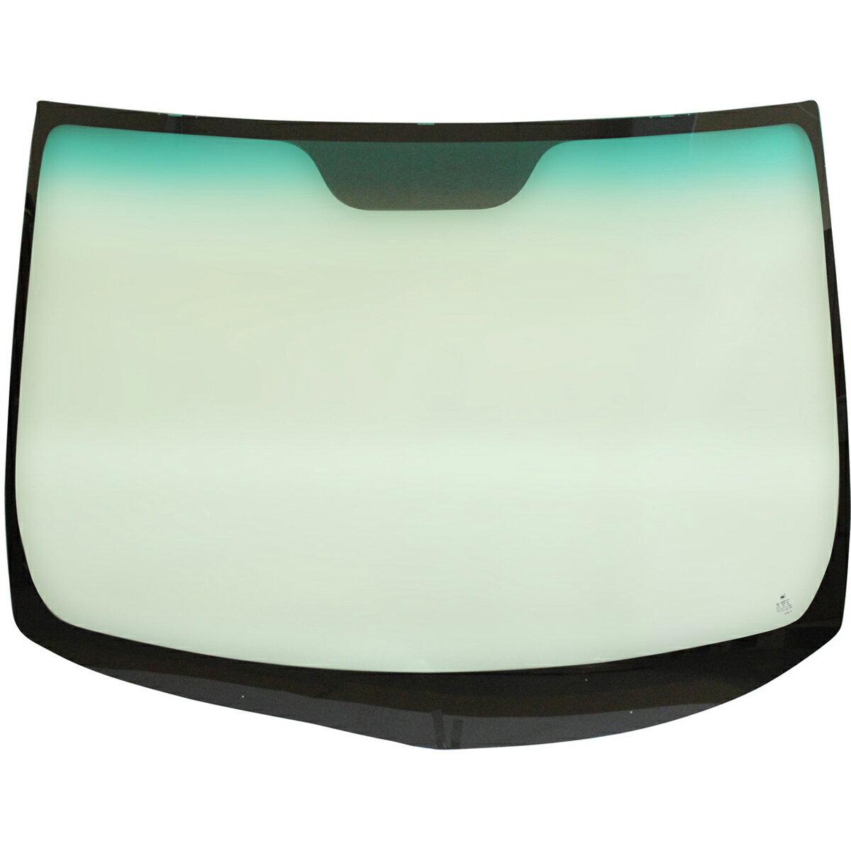 スズキ スプラッシュ 5D HB用フロントガラス 車両型式:XB32系 年式:H.20.10-H.26.8 ガラス型式:YV1M ガラス色:グリーン ボカシ:グリーン