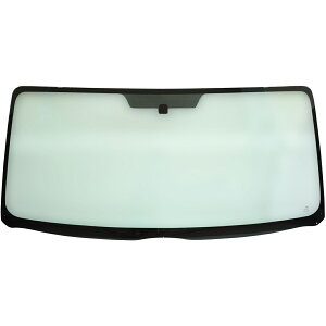 トヨタ プリウス 5D SDN用フロントガラス 純正品カバー203182/203183用純正品番86466-47020セット 車両型式:50系 年式:H.27.11- ガラス型式:AK50MWD ガラス色:グリーン