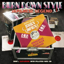 BURNDOWNバーンダウンBURNDOWNSTYLEIRIEREGGAEDUBPLATEEDITION