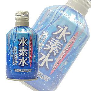 中京医薬品 カラダの中からキレイに水素水 缶300ml×24本入