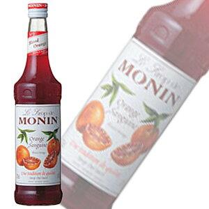モナン[MONIN]フレーバーシロップ ブラッドオレンジ・シロップ 700ml×6本入【北海道・沖縄・離島配送不可】