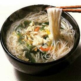 【全国送料無料】【アデリー】 坂利製麺所 鳥菜にゅう麺 (STN-45) 66g(麺48g・かやく・スープ・香辛料)×7袋 【常温】