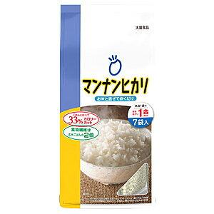 大塚食品 マンナンヒカリ スティックタイプ 525g×10個入 【北海道・沖縄・離島配送不可】