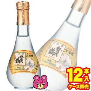 【お酒】 大吟醸 特製ゴールド賀茂鶴 丸瓶 180ml×12本入 【北海道・沖縄・離島配送不可】