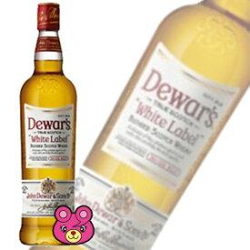 【お酒】 デュワーズ ホワイトラベル 瓶 700ml×1本 【同サイズ製品12本まで1送料です】【ケース売商品との同梱不可】