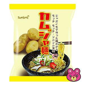 三養食品 カムジャ麺 118g×40袋入 【北海道・沖縄・離島配送不可】