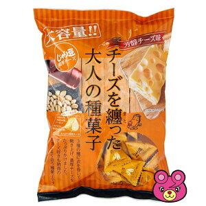 トーノー 業務用 じゃり豆 濃厚チーズ 300g×20袋 個包装込み【北海道・沖縄・離島配送不可】