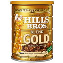 UCC 日本ヒルスコーヒー ヒルス ブレンドゴールド 缶283g×12個入 【北海道・沖縄・離島配送不可】