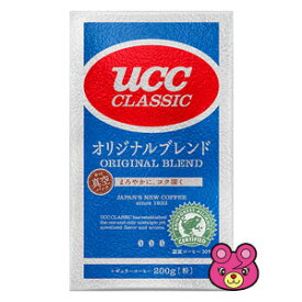 UCC クラシック オリジナルブレンド VP 粉 200g×24個入 【北海道・沖縄・離島配送不可】