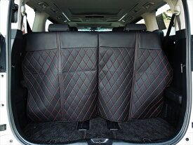 ヴェルファイア30系 アルファード30系 前期 後期 リアシートカバー 背面シートカバー 保護 汚れ防止 内装パーツ キックガード ドレスアップ