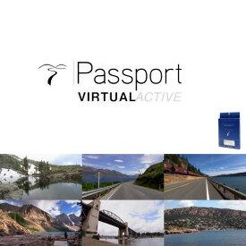 Horizon Fitnessジョンソン(ホライゾンフィットネス)Passport Player(パスポートプレーヤー)Video Pack A(6プログラム)ビデオパックA単品 ルームランナー/トレッドミルのオプション