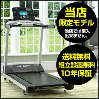 라이프 피트 니스 러닝 (전동식/러닝 머신) NEW Life Fitness F3 디딜 방 아