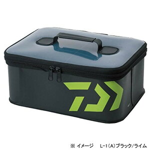 ダイワ(Daiwa) タックルバッグ ミニバッグPA M-1(A) ブラック/ライム