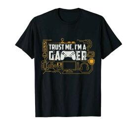 Trust Me I'm A Gamer, I Love Gaming, Games Joystick Gaming Tシャツ