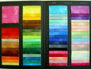 パッチワーク 生地 ムラ染めむら染めむら染めパレット10m巻お好きなカラーをお選びください。