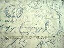 広幅 284cm幅パッチワーク生地USA COTTON 裏布にオススメ柄 白青系