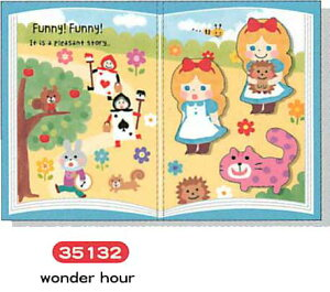 Funny! Funny! 付箋紙 wonder hour マインド 付箋紙 35132