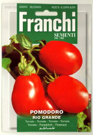 FRANCHI社-イタリア野菜の種イタリアントマト・RIO GRANDE[106/105]
