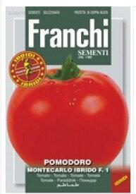 FRANCHI社-イタリア野菜の種【イタリアントマト・MONTECARLO IBRIDO F.1】