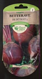 【フランスの種】 CATROS社 ビーツ・Detroit Dark Red 013