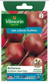 Vilmorin社-フランス野菜の種 ビーツ de Détroit 2 Race Préco V-Beets501