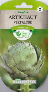【フランス野菜の種】CATROS社 アーティチョーク グリーングローブ 003
