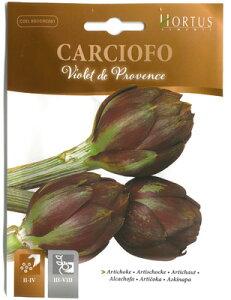 【イタリアの野菜の種】アーティチョーク(カルチョーフィ)・プロヴァンス《固定種》[COD.BSOCRC001]