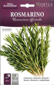 【イタリアのハーブの種】ローズマリー【固定種】BGAROS001