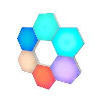 ウォールライトLED照明インテリアライトタッチやリモコンで色が変化体感的なインテリアRAVOLTASTAGE
