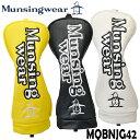 マンシング ヘッドカバー(ユーティリティ用)(19SS) MQBNJG42 Munsingwear