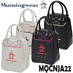 マンシング シューズケース 19SS レディース MQCNJA22 マンシングウェア バッグ シューズバッグ