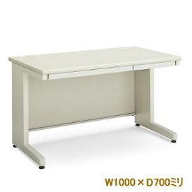 コクヨ (KOKUYO) BS+デスクシステム スタンダードテーブル W1000×D700×H700ミリ SD-BSN107LF11 【送料無料】