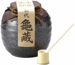 シェリー樽貯蔵本格米焼酎 初代亀蔵 1800ml【宮下酒造】