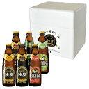 ビール ギフト お歳暮 地ビール独歩 飲み比べ6本セット PDS-6IPM (送料込、クール配送) プレゼント 誕生日 贈答 【楽ギフ_のし】【宮…