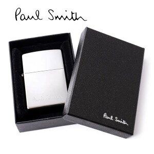 ポールスミス Paul Smith ジッポ ライター ZIPPO オイル ロゴ 喫煙具 メンズ レディース
